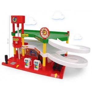 Tanie Zabawki Sklep Z Zabawkami Dla Dzieci Garaż 3 Poziomy